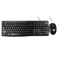 Logitech MK200 Keyboard and Mouse