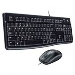 Logitech MK100 Keyboard and Mouse