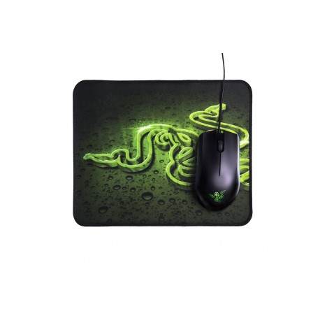 Razer Abyssus 1800 Mouse and Goliathus Mousepad Bundle