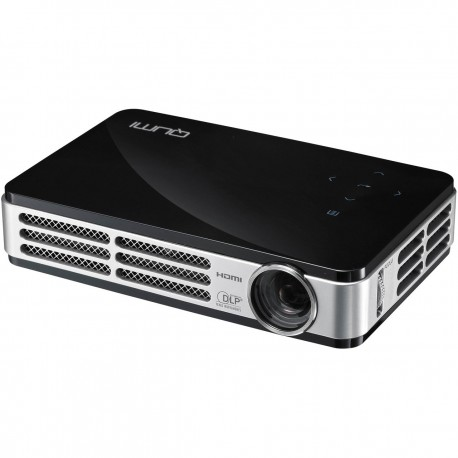 Vivitek Qumi Q6 Data Video Projector Black